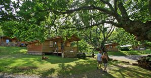 location chalet camping col d'ibardin pays basque