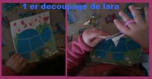 cahier lara 2