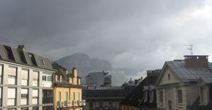 chambery cloudy