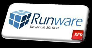 Plaquette log du driver Runware 3G SFR