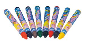 crayons-textile