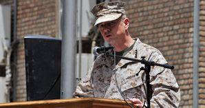afghanistan il gen. john allen visita il contingente italia