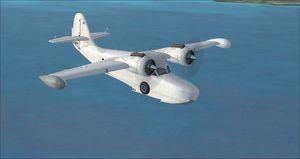The Grumman Goose E7 e