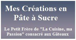 mes crations logo
