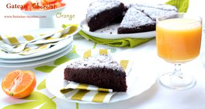 gateau chocolat orange5