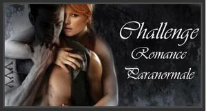 challenge romance paranormale