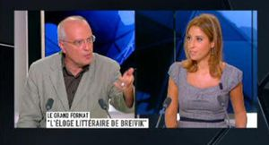 Richard Millet sur iTELE