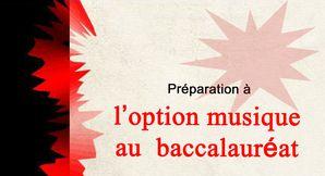 option musique au bac 2012 2 copie