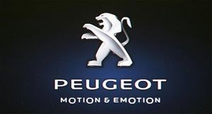 logo peugeot motion & emotion
