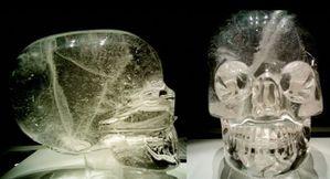 calavera cristal