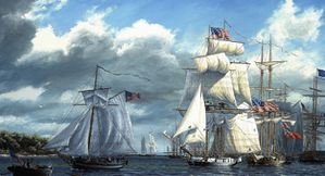 War of 1812 Erie Perry Victors