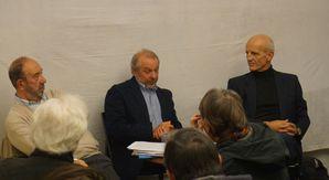 Presentazione del volume di Ninni Ravazza a Palermo - Foto di Maurizio Crispi