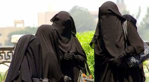 b 2 6 Niqab en Egypte Co Associated Press