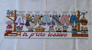 34- La petite lessive