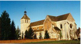 L'église de Saint-Marcel