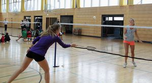 Showtraining 09 Badminton Brid Stepper 1