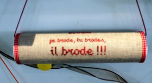 broderie 1644