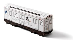 Papertoys train Carhartt