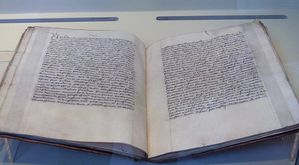 Contrato matrimonial entre Juana y Felipe el Hermoso (1495)