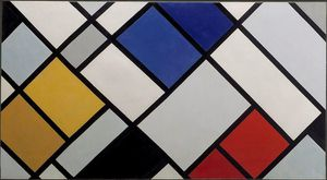 800px-Theo van Doesburg Contra-Composition XVI