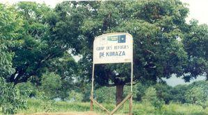 camp des réfigiés de kimaza