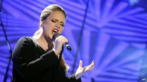 Adele could equal Madonna album chart record