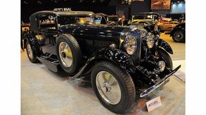 -retromobile-2014-artcurial BENTLEY COUPE 1931