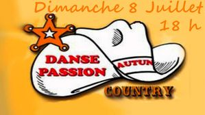 Danse passion country