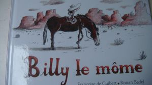 LIVRE BILLY LE MOME