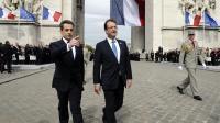 Hollande Sarkozy