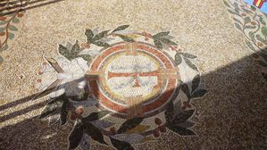 MENTON MUSEE ARCHEOL MOSAIQUES