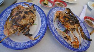 056-Hoi An Plage Crabe
