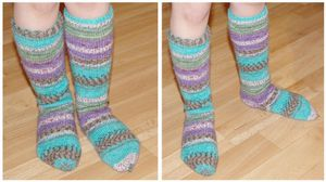 chaussettes opal pictures