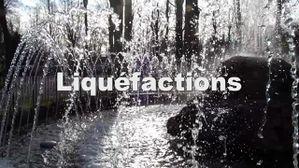 Liquéfactions, photogramme 1