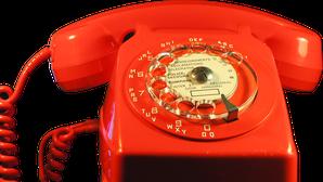 téléphone-S63-orange-cadran
