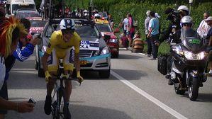 Schleck A. Tour de France 2011