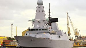 HMS Duncan (D37) photo BaeSystems