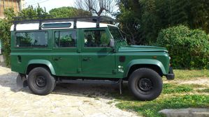 a vendre defender 110 td5 land rover club de france. Black Bedroom Furniture Sets. Home Design Ideas