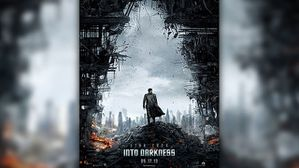 star trek into the darkness poster paramount