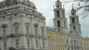 489-Mafra, le palais National