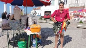 629-Nazaré, Sitio, costume traditionel