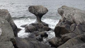0735-l'île de Vagsøy-le Kannesteinen