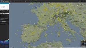 Flightradar24.com - Illustration Article Sylvie