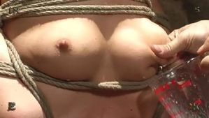 Insex - Lactating - Slave Girl Tied Up Milked