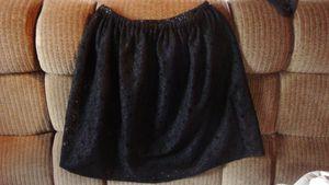 jupon noir