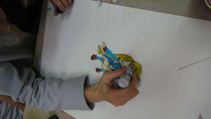Carnaval-Affiche-Peinture-Atelier Ados-Atelier de Flo 08-25