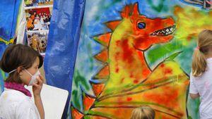 Mont de Jeux exposition peinture ardennes Flo Megardon12