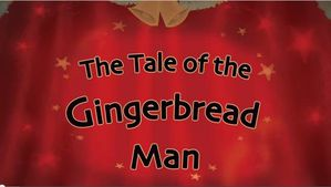 the tale of gingerbread man