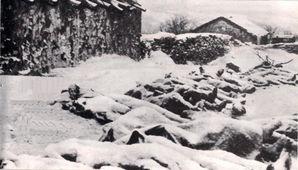 caduti italiani ritirata di Russia