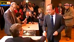 hollande vote